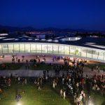 Vue nocturne de Vivapoly 2019 © Alain Herzog / EPFL 2019